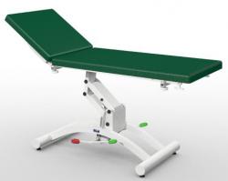 Vizsgálóasztal hidraulikus magasságállítással 1050-10