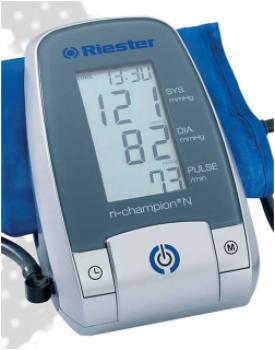 Ri-Champion automata digitális vérnyomásmérő