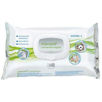 mikrozid® universal wipes