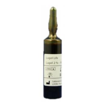 Lugol Life 2% - 10 ml ampullában
