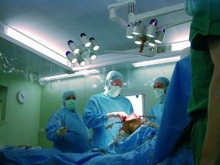 ADMECO-Lux sebészeti lámpa