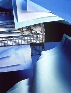 Hagyományos nem szőtt textilek